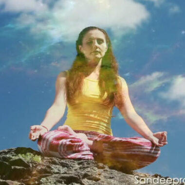 Sandeep Raval Yoga Meditation track